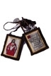 Brown Scapular - Sacred Heart of Jesus
