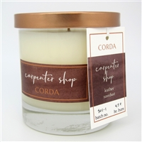 Corda Candles| Carperter Shop| Saint Joseph