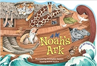Noah's Ark Lift-the-Flap Book