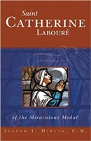 Saint Catherine Laboure of the Miraculous Medal