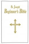 St Joseph Beginner's Bible - White Compact Gift Edition