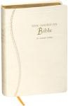 St Joseph Catholic Gift Bible White
