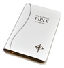 St. Joseph Edition NAB White Wedding Gift Bible