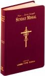 St Joseph Sunday Missal Large Type