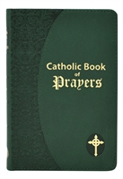 Catholic Book of Prayers Bonded Leather