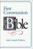 First Communion Bible - Boys