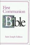 First Communion Bible - Girls