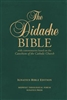 The Didache Leather Bible with Commentaries Based on the Catechism of the Catholic Church