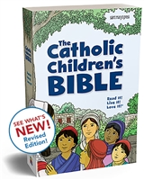 The Catholic Children's Bible - Paperback