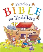 Paraclete Bible for Todlers - Hardcover