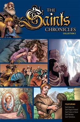 Saints Chronicles Collection 2
