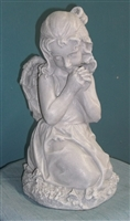 "Angel 14"" Outdoor Statue"