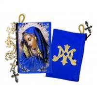 Miraculous Rosary Pouch