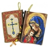 Maddona and Child Rosary Pouch