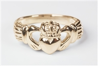Claddagh 14KT Gold Ring