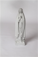 "Our Lady of Fatima statue, 19"" in height"
