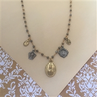 Fatima Vintage Necklace