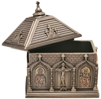 Chapel Box - Cold Cast Bronze