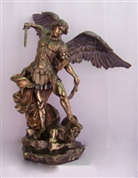 St Michael the Archangel- Bronze 29 Inches