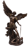 St Michael the Archangel- Bronze 45 Inches