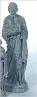 "Saint Joseph 22"" Outdoor Statue"