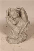 "In Loving Hands 8"" Outdoor Statue"
