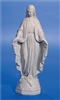 "Our Lady of Grace statue, 22"" in height"