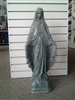 "Our Lady of Grace statue, 27"" in height"