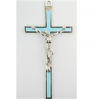 Baptism Crucifix - Boy