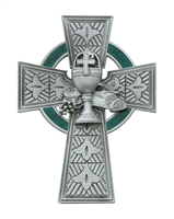 Celtic First Communion Cross