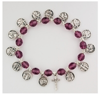 Stations of the Cross Bracelet