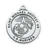 St Michael Marine Sterling Silver 24""