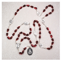 Seven Sorrows Tearcrop Chaplet