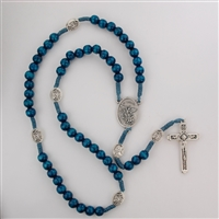 Rosary Corded St. Michael
