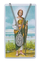 St. Jude Patron Saint Medal/Prayer Card