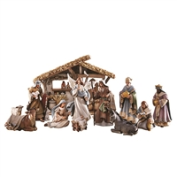 Bethlehem Nights 12 Piece Nativity