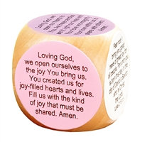 Advent Prayer Cube