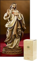 Sacred Heart of Jesus Figure 6.5""