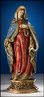 IMMACULATE HEART OF MARY 9.25""