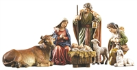 Michael Adams 6-Piece Nativity Set
