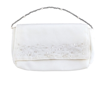 First Communion Pearl Clutch