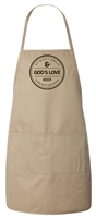 God's Creation & Beer Apron