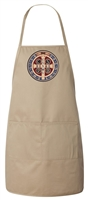 St Benedict Medal Apron
