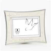 Confirmation Ivory Frame