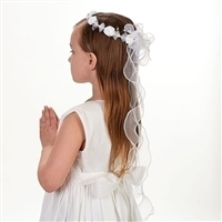 First Communion Veil - Anne
