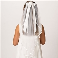 First Communion Veil - Charlotte