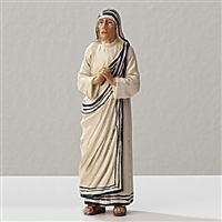 "3.5"" BLESSED MOTHER TERESA"