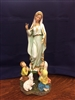 Our Lady of Fatima with Children 12""
