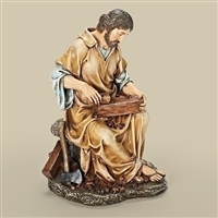 ST JOSEPH THE WORKER 10""