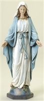 Our Lady of Grace 10.25""